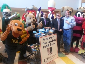 Too Many Cooks? Not in this Kitchen: Why Business Cares Food Drive Has It Right