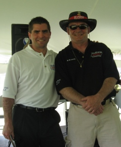 With current WAMBO Chair, Bill Wolsing, in 2008