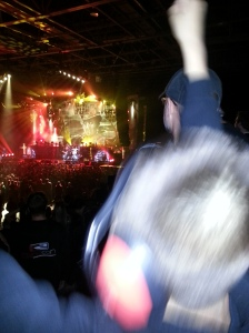 Clearly, Eddie loves VOLBEAT. I do, too.
