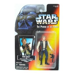I have one just like this packed away somewhere. This is, apparently, the Major League Baseball steroid era version of Han Solo.